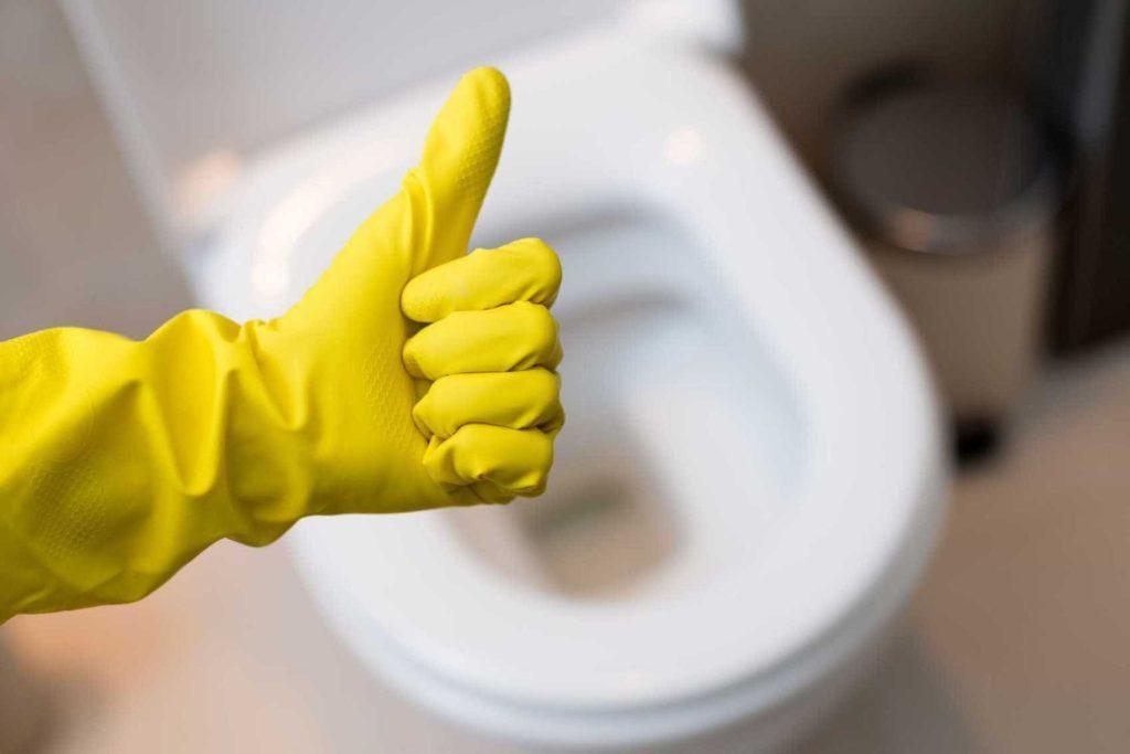 Чистящее средство для унитаза